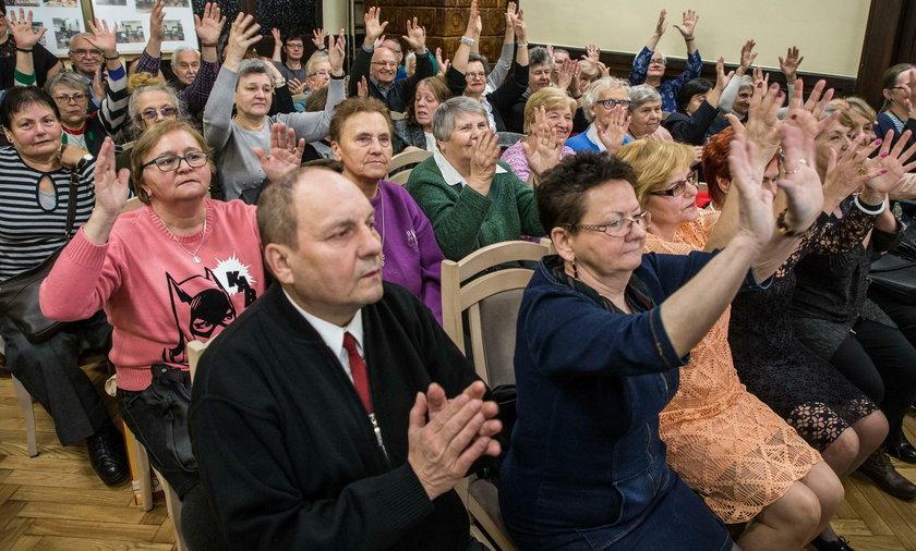Klub Głuchego Seniora w Krakowie