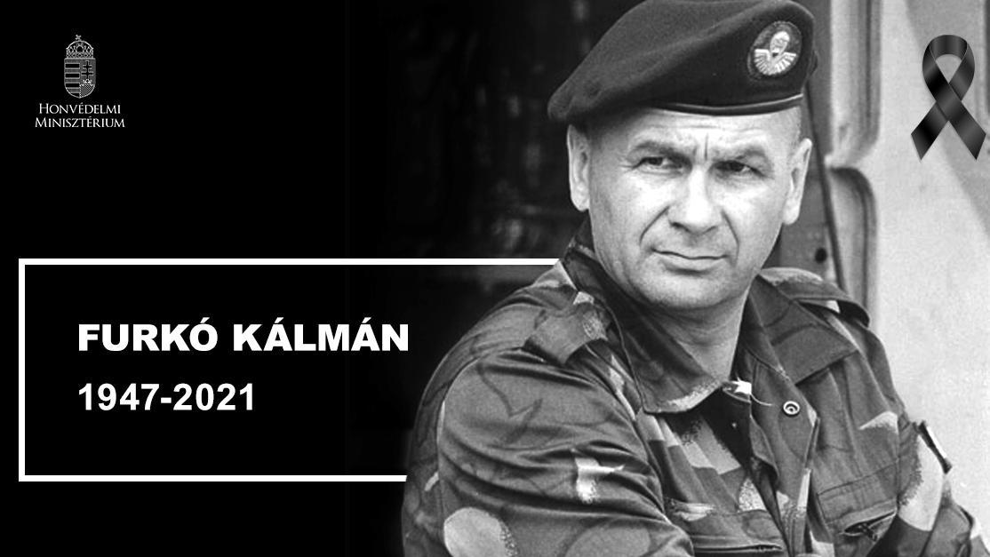 Meghalt Furkó Kálmán ezredes, a Magyar Honvédség legendája