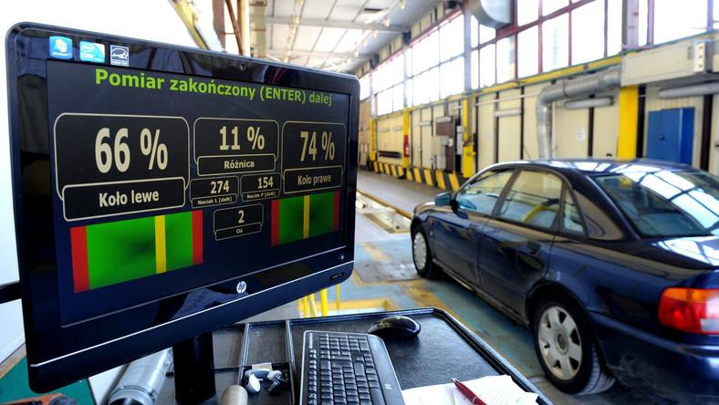 Badanie techniczne samochodu - jest nowa stawka