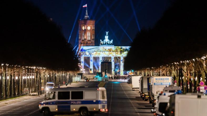 Przygotowania w Berlinie