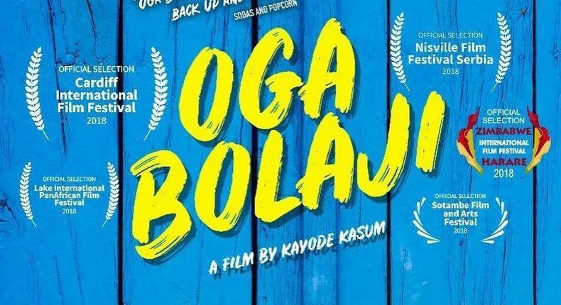 Oga Bolaji is produced by Mayowa Bakare and written by Kayode Kasum and Omo Ojeiwa.