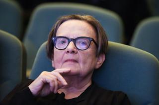 W Moskwie brutalnie przerwano projekcję filmu 'Obywatel Jones' Agnieszki Holland