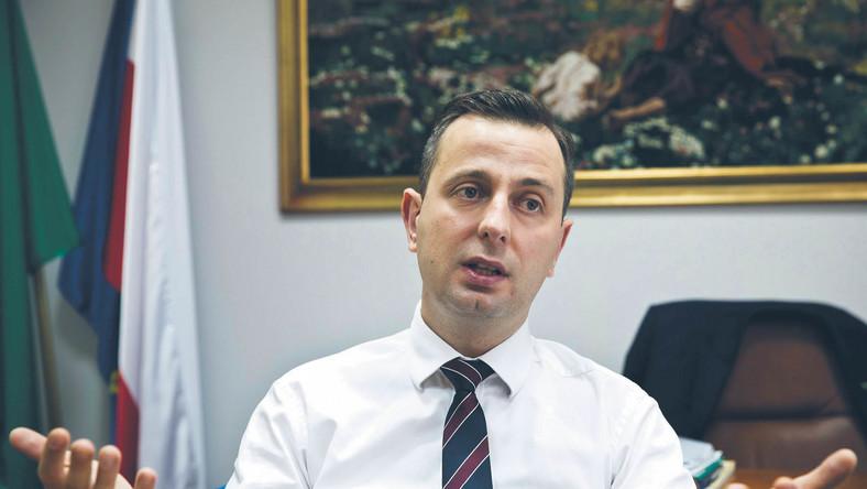 Władysław Kosiniak-Kamysz, prezes PSL, kandydat na urząd prezydenta