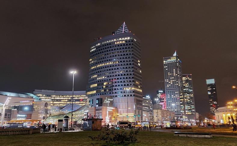 Zdjęcie wykonane Samsungiem Galaxy A71 - tryb nocny
