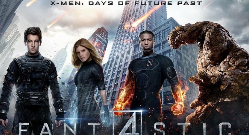 Banner for 'Fantastic Four'