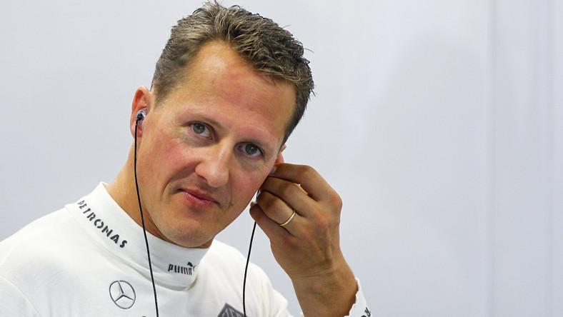 Mchael Schumacher wyszedł ze szpitala. Stan zdrowia poprawił się