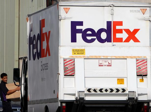Firma kurierska FedEx