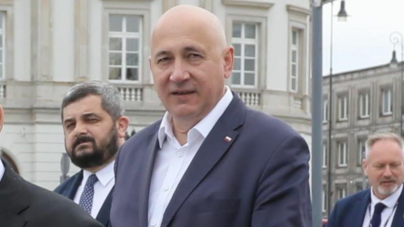 Europoseł Joachim Brudziński