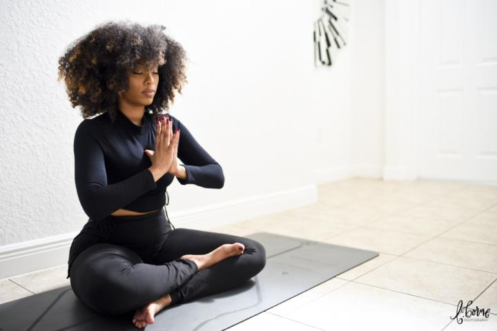 Meditating is a great for of self-care for most but it might not be what you need for you right now