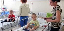 Szpital za mały. Brakuje miejsc dla chorych dzieci!