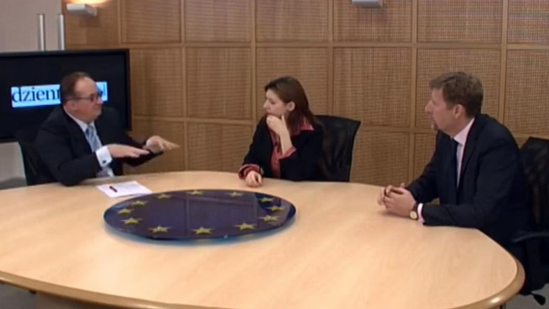Dominika Ćosić rozmawia z Jackiem Saryusz-Wolskim i Markiem Migalskim