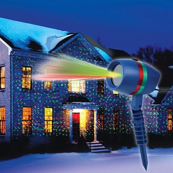 Laser Pro zvezdani projektor