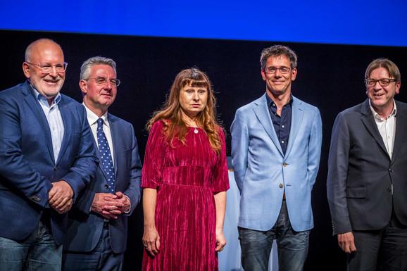 Violeta Tomič među kandidatima