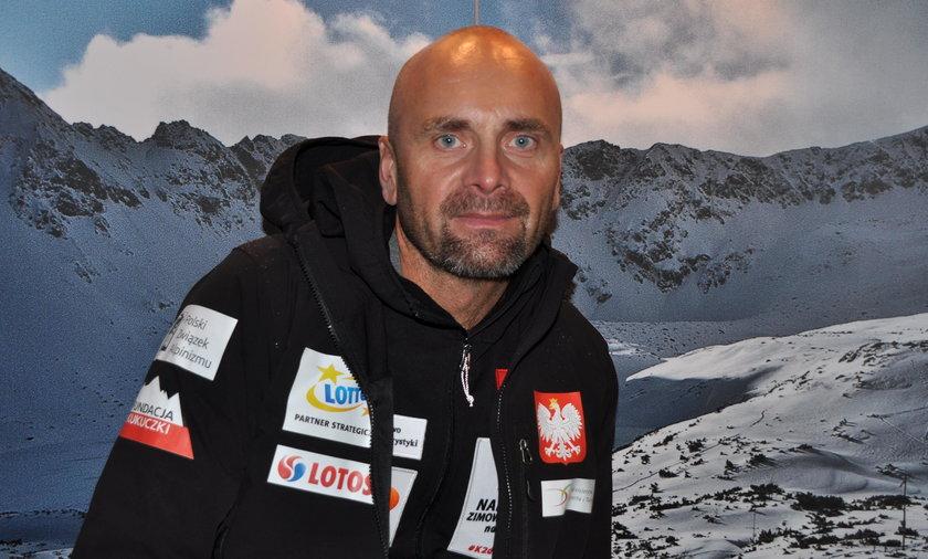 Rafał Fronia opisał na Facebooku dramatyczne przeżycia na K2