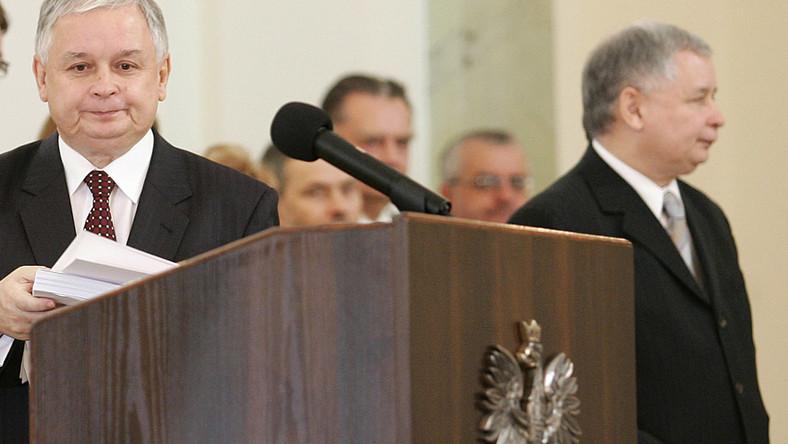 Siwiec: Prezydent bez sukcesów, do roboty wziął się brat