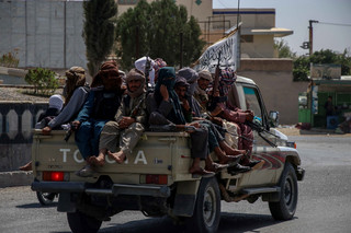 Talibowie publikują w mediach zdjęcia swoich sił specjalnych w celach propagandowych