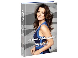 """okładka książki Joanna Jabłczyńskiej """"Nigdy dość"""""""