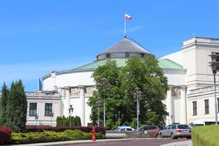 Kancelaria Sejmu: Podjęto decyzję o przystosowaniu Sali Kolumnowej do prowadzenia obrad