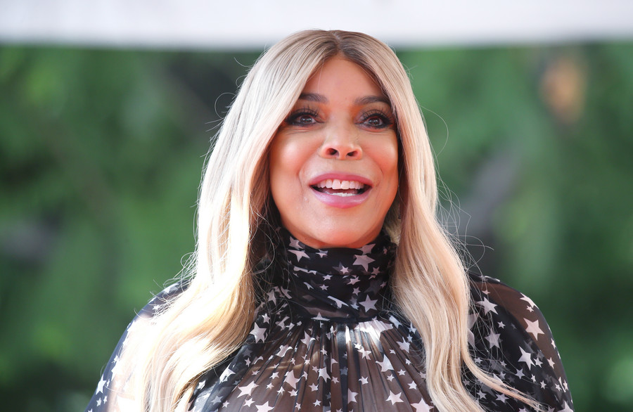 Wendy Williams fot. Michael Tran / Stringer/ GettyImages