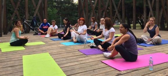 Jedan od planiranih kurseva biće kurs joge
