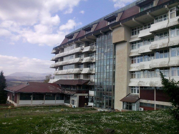 Zgrada Specijalne bolnice