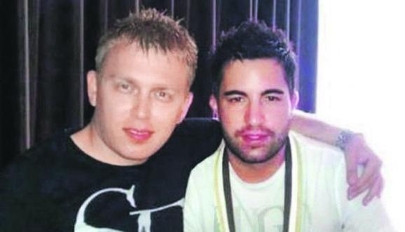 Hapšeni zbog prevare: Zoran Majdak i Marko Aćimović