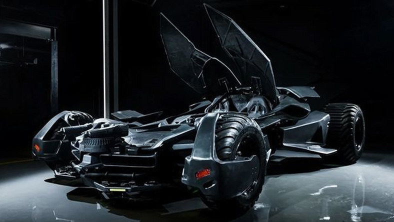 You Can Buy a Fully Functional Batmobile Replica