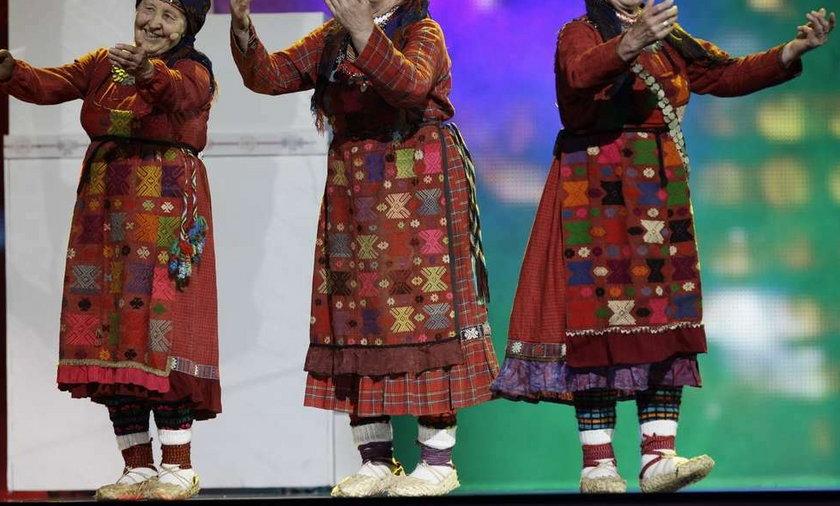 Rosyjskie babuszki przegrały Eurowizję