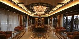 W takich luksusach mieszkał Janukowycz. Miał nawet galeon!