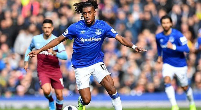 Alex Iwobi needs goals to mark his moments of brilliance [Pulse Opinion]