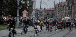 Rowerzyści wyjadą na miasto