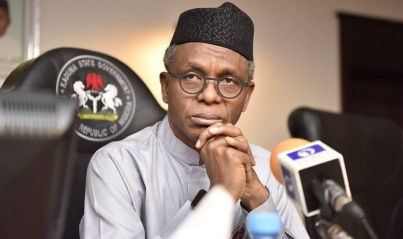 Nasir El-Rufai has been criticized for poor performance since becoming the governor of Kaduna State in May 2015. - The Whistler NG