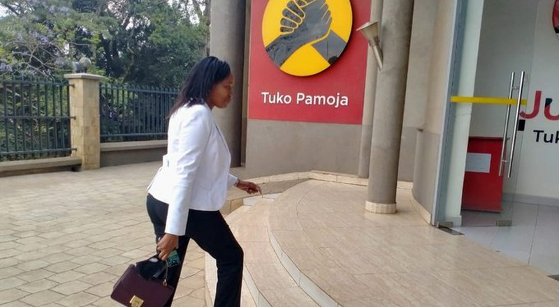 Senator Susan Kihika under fire over her insensitive tweet on Raphael Tuju