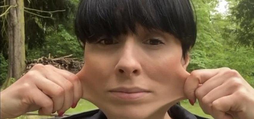 Tatiana Okupnik zmaga się z poważną chorobą. Jak wpłynęła na jej ciało? Pokazała to dokładnie