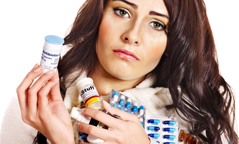 Duża grupa leków uodparnia na antybiotyki