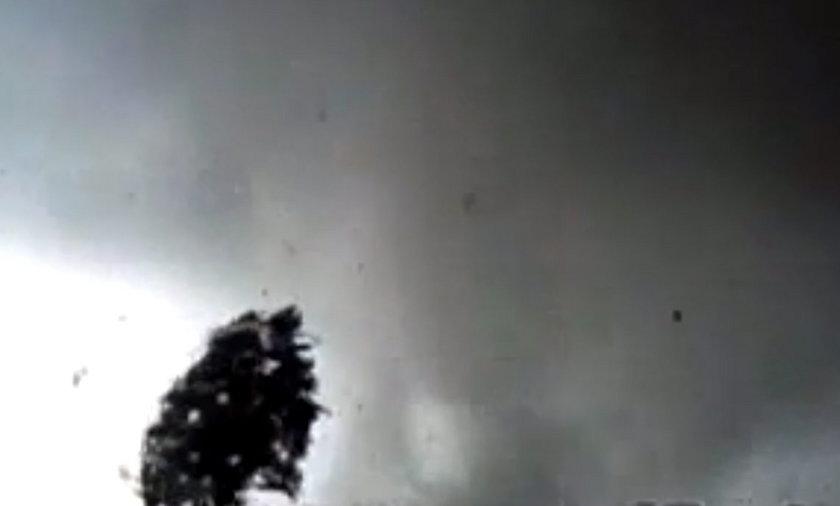 Tornado z bliska