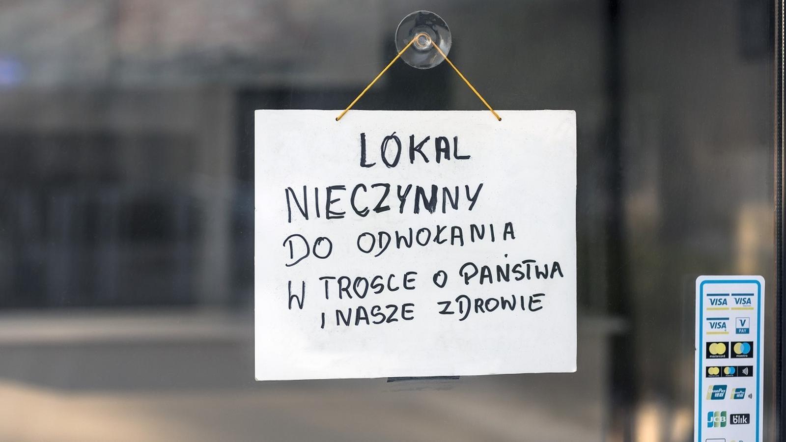 Kolejny lockdown w Polsce? Gospodarka tego nie wytrzyma