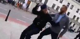Tak Tanajno atakował policjantów? To na pewno atak, czy może przypadek?