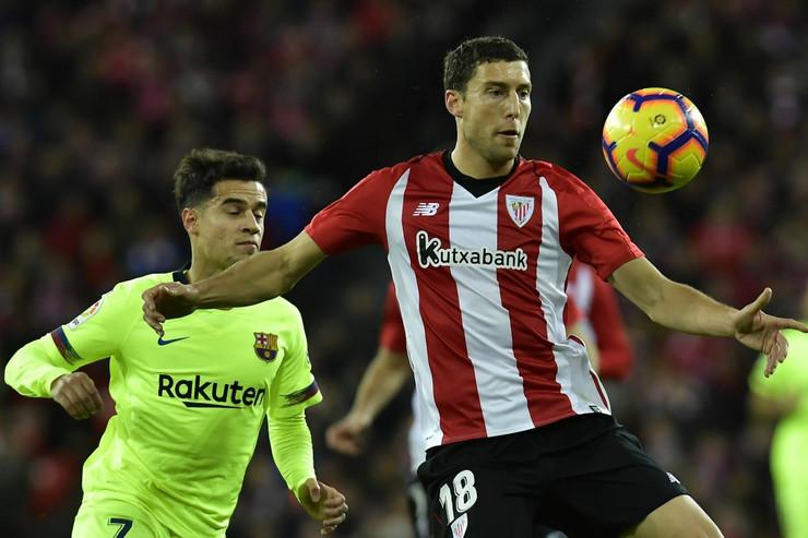 FK Barselona, FK Atletik Bilbao