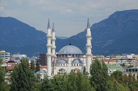 Velika džamija u Tirani