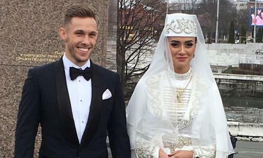 Ślub Macieja Rybusa