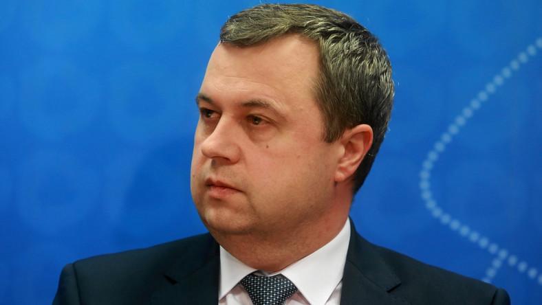 Prezes Urzędu Regulacji Energetyki Rafał Gawin