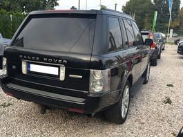 Używany Land Rover - tu (kiedyś) był Range Rover