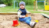Zadbaj o zdrowie dziecka w piaskownicy