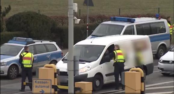 Policija čuva ranjenog kriminalca