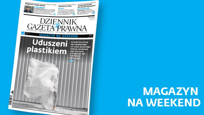 okładka Magazyn 14 lutego 2020