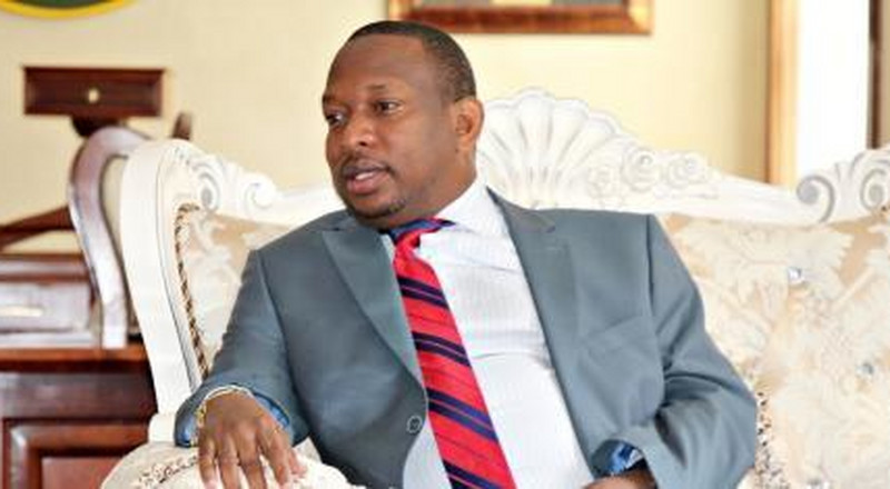 Sonko addresses claims of being probed by EACC over Upper Hill property