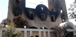 Uwaga! Chrześcijanie obiektem agresji w Egipcie. Spalono 30 kościołów