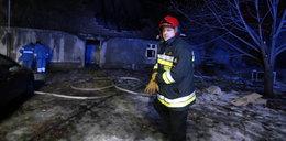 Horror w Wilkanowie. W pożarze zginęły dwie osoby