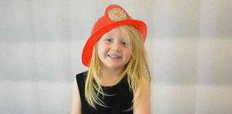 6-latka zniknęła z domu dziadków. Po trzech godzinach odnaleziono jej ciało